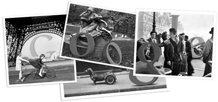 法國攝影大師 Robert Doisneau 100歲誕辰