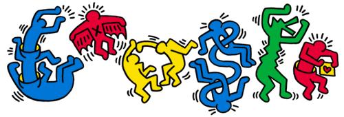 美國塗鴉藝術家 Keith Haring 54歲誕辰 (由 Keith Haring Foundation 提供)