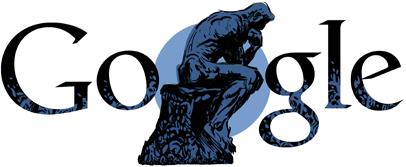 法國雕塑家 羅丹 172歲誕辰