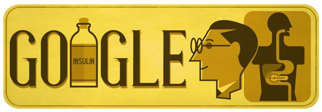 胰島素注射療法發明人 - 加拿大醫學家 Frederick Grant Banting 爵士 125歲誕辰