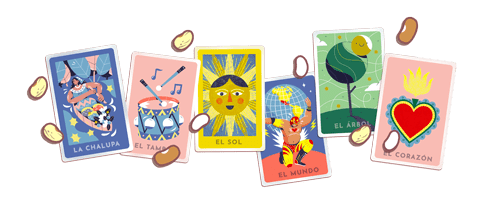 Celebrating Lotería!