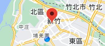 川牛木石亭 北門店地圖