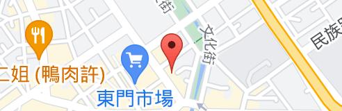 DK呼吸空氣鞋-新竹店地圖