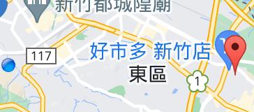 YATS葉子 Stay to eat地圖