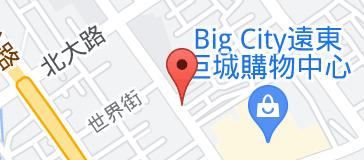 EISEN bistro 艾昇餐酒館地圖