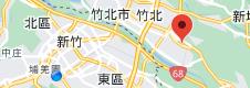 精萃髮廊-竹北復興店地圖