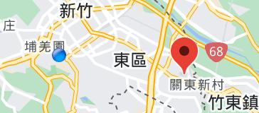 Mumu餐桌新竹店地圖