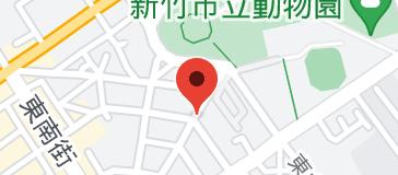 荷芙亭地圖